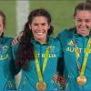 Australia Medalla de Oro