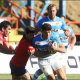 Tercer triunfo de Argentina XV