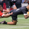 Maori All Blacks sin problemas
