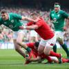 Irlanda vencio a Gales