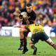 All Blacks, plantel para Australia