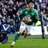Irlanda trepó al primer lugar