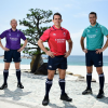RWC 2019, Uniformes de referees
