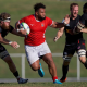 Tonga derrotó a Canadá