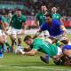 6N, Irlanda confirmó plantel