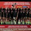 Black Ferns con títulos consecutivos