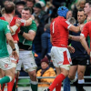 Segunda victoria de Irlanda