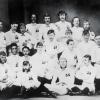 Nacimiento del rugby internacional