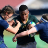 Latsha, primera sudafricana profesional