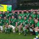 Irlanda derrotó a Inglaterra