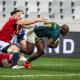 Sudáfrica empató la serie