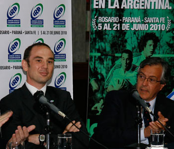 Presentacion del JWC Argentina 2010