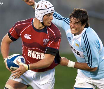 Debut y victoria en la Americas Rugby Championship