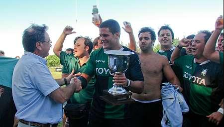 Duendes campeon del Torneo del Interior 2009 - Foto: UAR