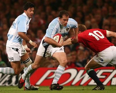 Felipe Contepomi vs Lions (2005)