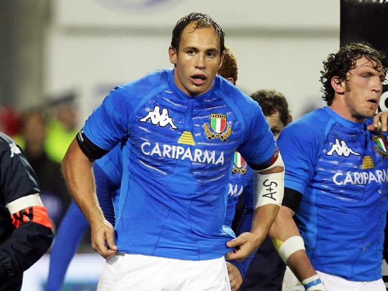 Sergio Parisse (ITA) - Foto: Planet Rugby