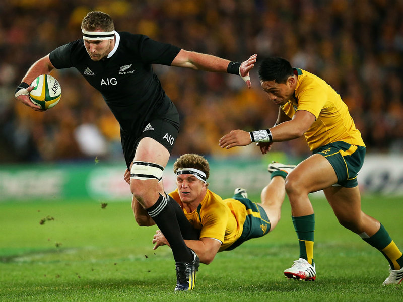 Kieran Reed - Australia vs NZ - Foto: Planet Rugby
