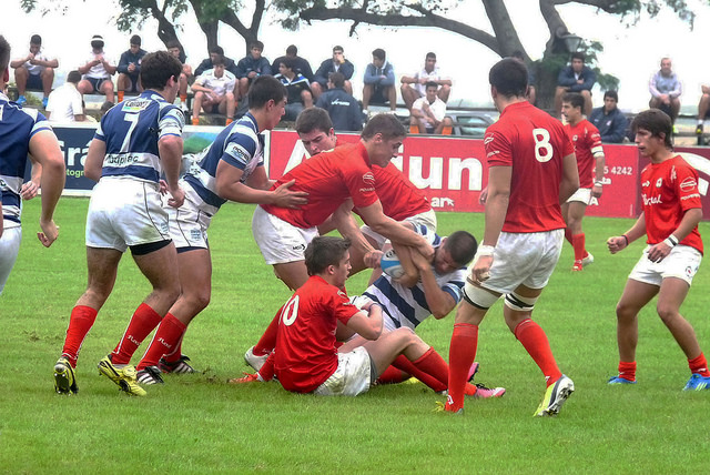 Campeonato Argentino Juvenil 2014 - Foto: Lucas Curra - UAR