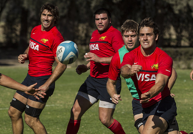 Los Pumas - Salta - Foto: Vergara/UAR