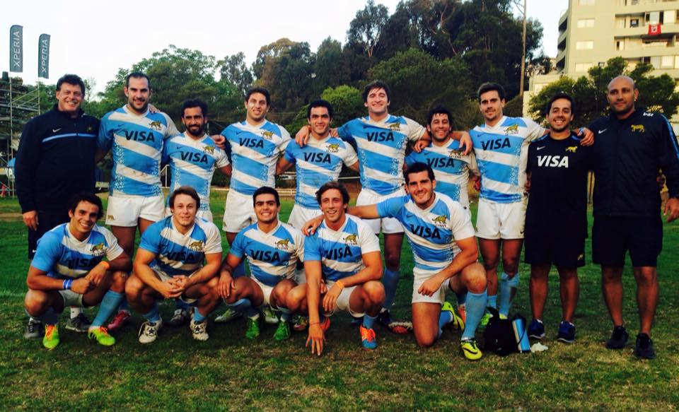 Argentina 7s Campeon en Vina del Mar 2015 - Foto: M. Caldo