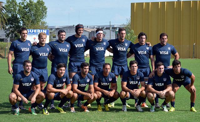 Argentina XV - Foto: UAR