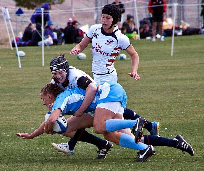 Las Pumas7s en Las Vegas Invitational - Foto: MoHicanos.com