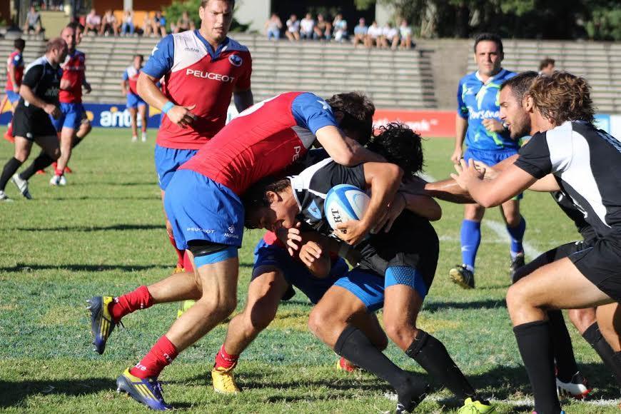 Charruas XV obtuvo su primera victoria en la URU Cup - Foto: RugbyNews