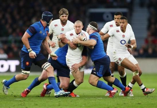 Inglaterra v Francia - 6N 2015 - Foto: Reuters