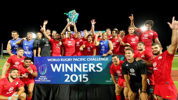 Pampas XV Campeones de la WRPC 2015 - Foto: UAR