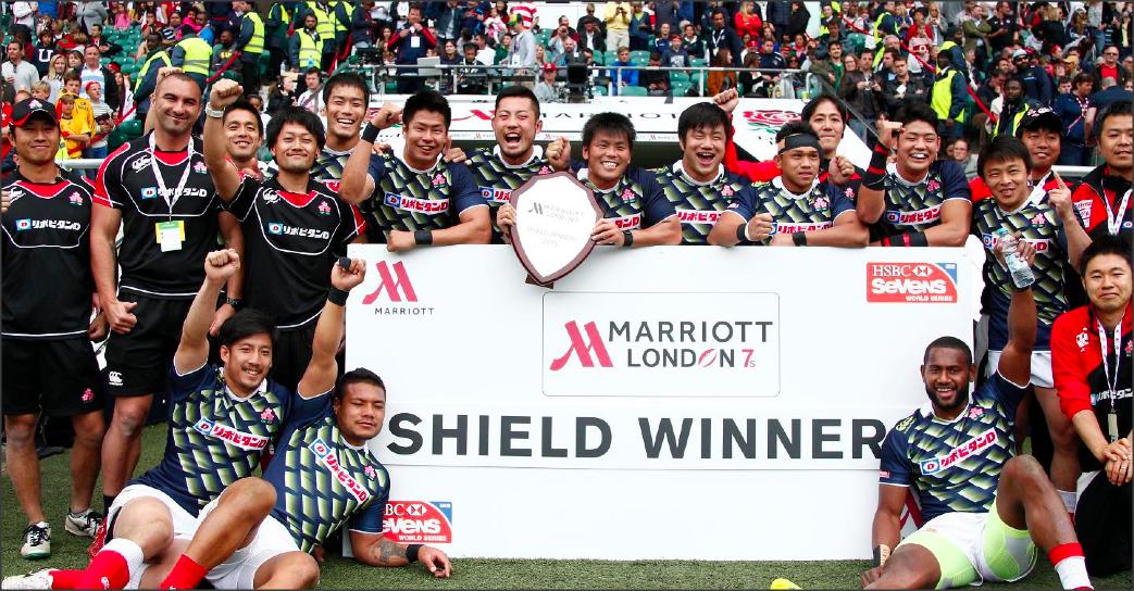Japon - Ganadores Shield - Foto: Martin Seras Lima