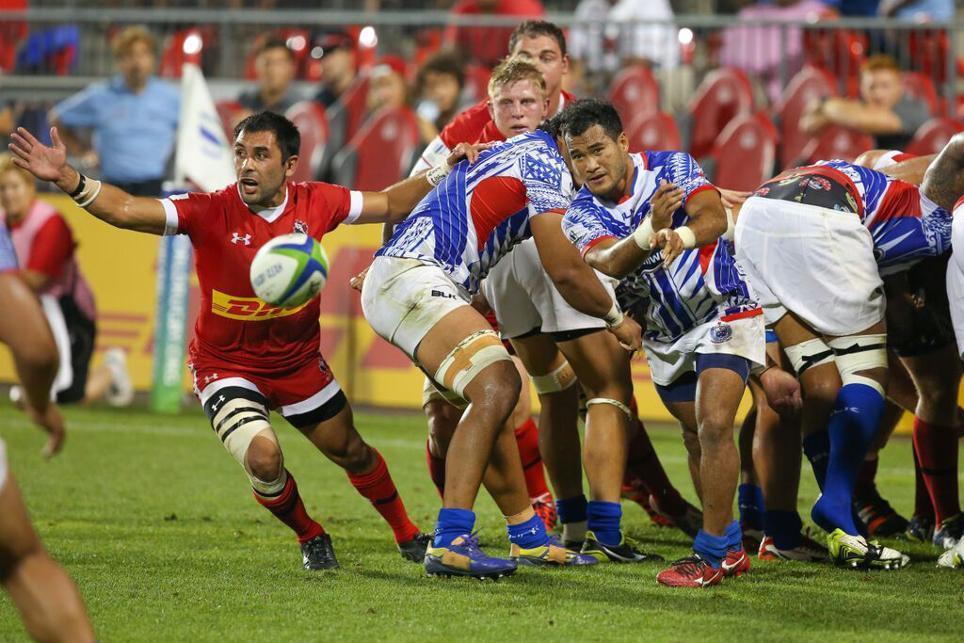 Canada v Samoa - PNC 2015 - Foto: WR