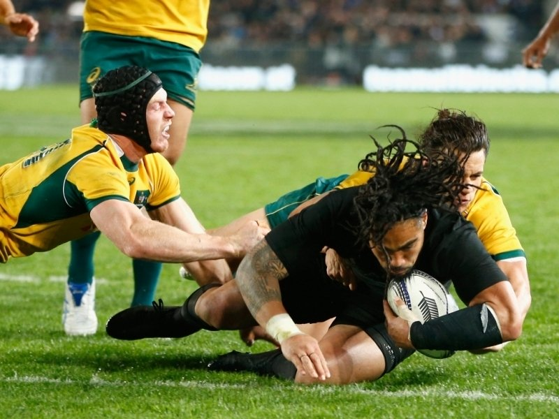Maa Nonu try - Foto: Planet Rugby