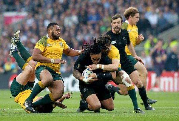 Nueva Zelanda v Australia - RWC 2015 Final
