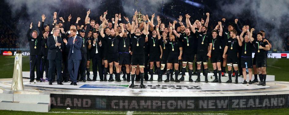 Nueva Zelanda Campeon del Mundo 2015 - Foto: Getty images