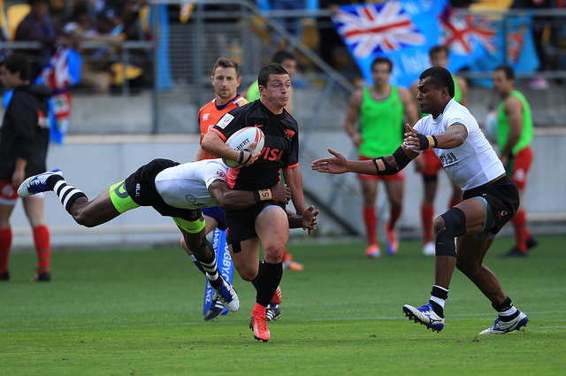 Pumas 7s v Fiji - Foto: Martin Seras Lima