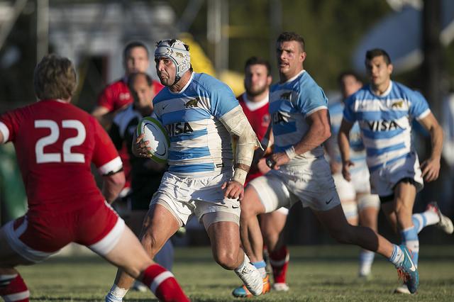 Juan Manuel Leguizamon - Argentina XV v Canada - Foto: UAR