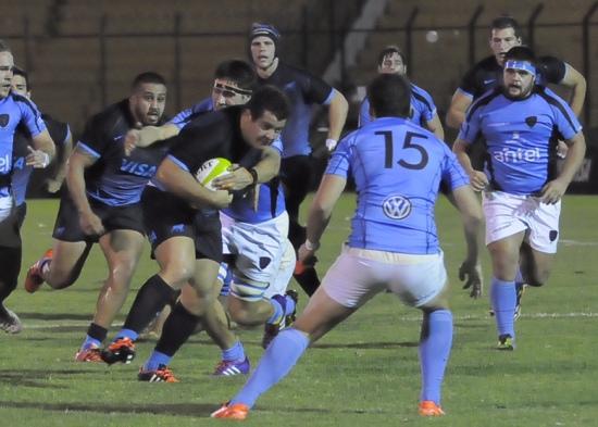 Argentina XV derroto a Uruguay - Foto: URU