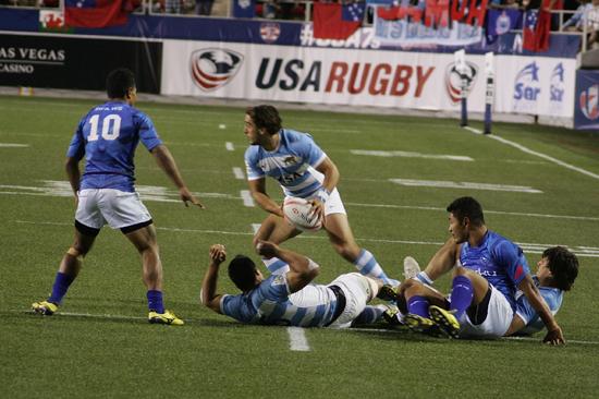 Pumas 7s v Samoa - Foto: MoHicanos.com