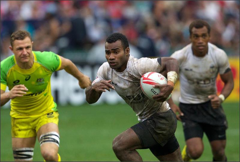 Fiji Campeon del Seven de Hong Kong 2016