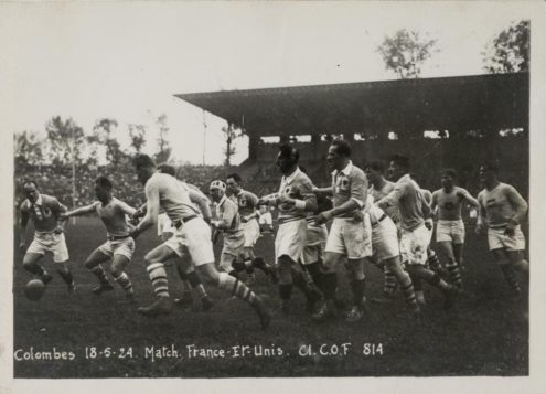 A_us_vs._france_gold_medal_match_1924_olympics_slater_is_third_from_left_photo_credit-_uc_davis_library-495x357