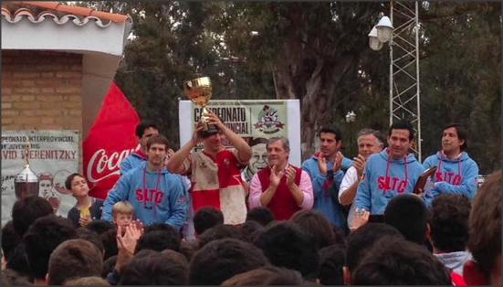 Universitario de Córdoba, campeon edicion 2015