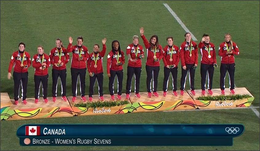 Canada ganador del Bronce en Rio