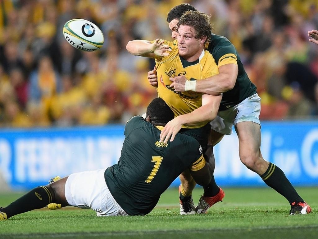 Michael Hooper - Australia v Sudafrica - Foto: PR