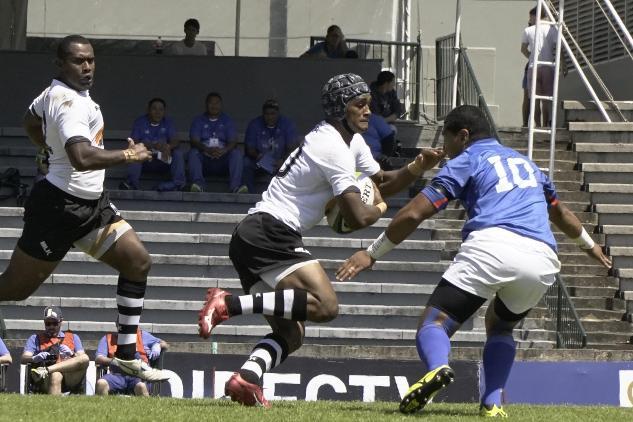 Fiji v Samoa