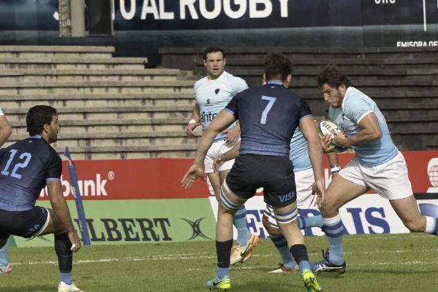 Argentina XV v Uruguay