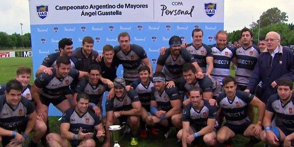Buenos Aires Campeon Argentino 2016